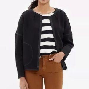Madewell The Everywhere Jacket Medium Black